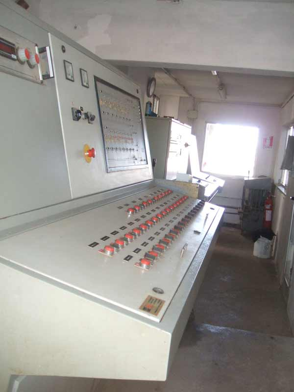 comandi impianto silos